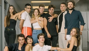 Elite'in kadrosunda Covid-19'a rastlanınca 4. sezon çekimleri durdu
