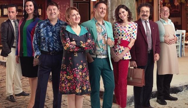 Seksenler dizisi yeni sezonuyla TRT 1'de başlıyor!