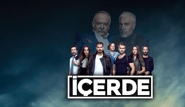 İçerde dizisi tekrar bölümleriyle Show Tv'de ekrana gelecek!