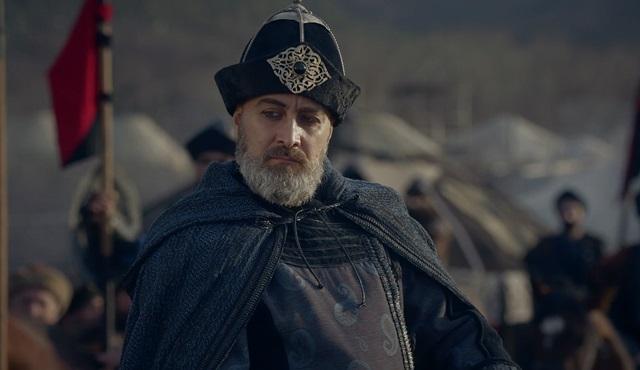 Murat Garipağaoğlu, Diriliş Ertuğrul kadrosunda!