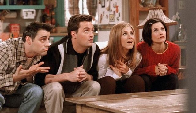Friends'in özel bölümü HBO Max'in açılışına yetişmiyor