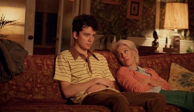 Netflix'in Gillian Anderson'lı dizisi Sex Education 11 Ocak'ta başlıyor