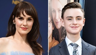 Michelle Dockery ve Jaeden Martell, Chris Evans'lı Apple dizisi Defending Jacob'ın kadrosunda