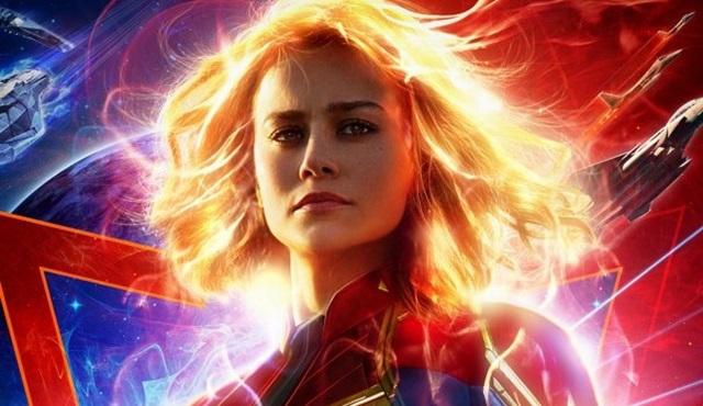 Captain Marvel filminden yeni bir tanıtım ve afiş geldi