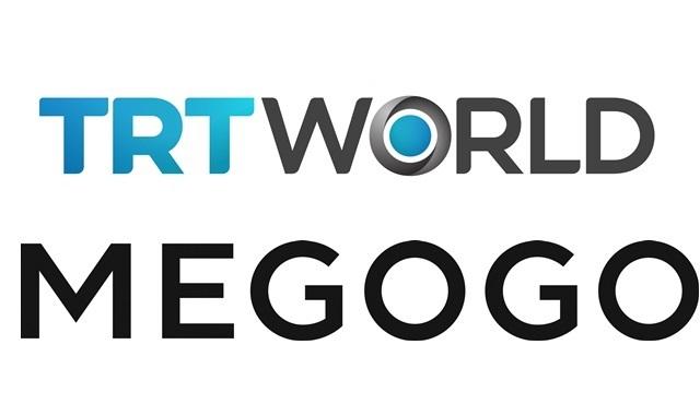 TRT World, artık online video ve TV kanalları izleme platformu Megogo'da!