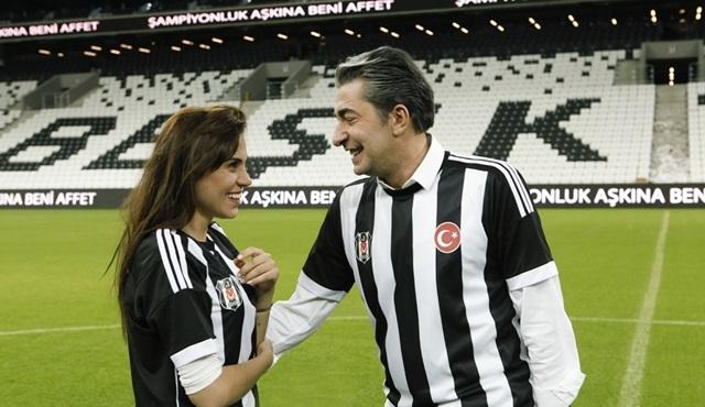 Paramparça: Cihan'dan Ayşe'ye Vodafone Arena sürprizi