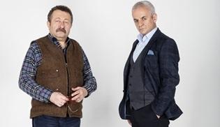 Zafer Algöz ve Erkan Can, yıllar sonra Bir Deli Sevda ile aynı projede!