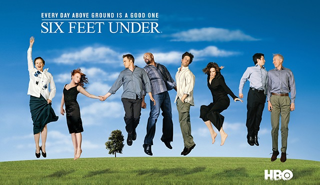 Six Feet Under biteli 10 yıl oldu!