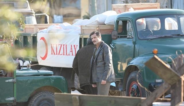 Bir Zamanlar Kıbrıs dizisi prodüksiyon detaylarıyla da dikkat çekiyor!