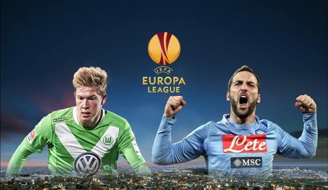 UEFA Avrupa Ligi Maçı: Wolfsburg-Napoli