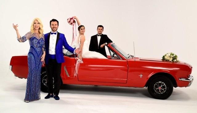 Seda Sayan ve Uğur Arslan'la ''Evleneceksen Gel'' başlıyor!