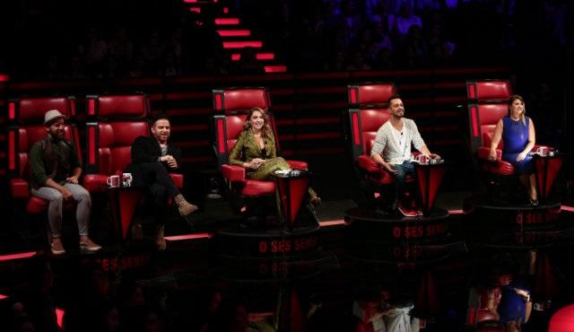 O Ses Türkiye 8 Ekim Cumartesi TV8'de!