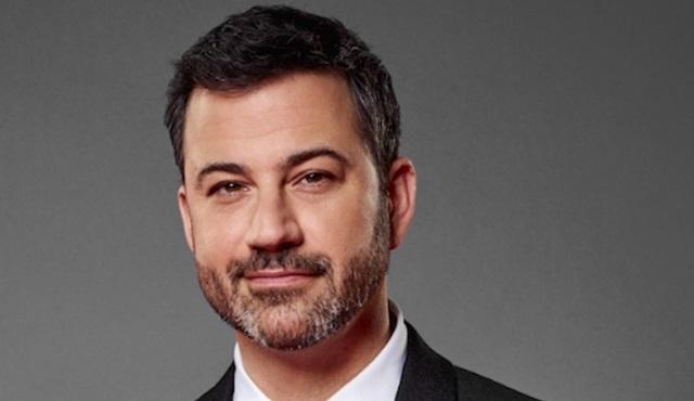 Primetime Emmy ödül töreninin sunuculuğunu Jimmy Kimmel üstlendi