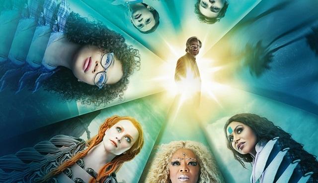Zamanda Kıvrılma (A Wrinkle in Time) filmi Tv'de ilk kez atv'de ekrana gelecek!