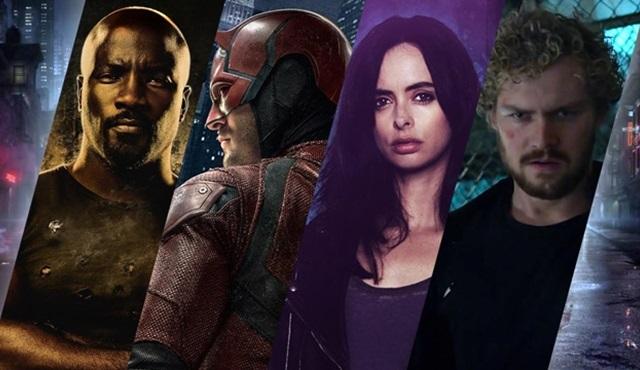 Netflix'in yeni orijinal dizisi Marvel's The Defenders'ın ilk fragmanı yayınlandı!
