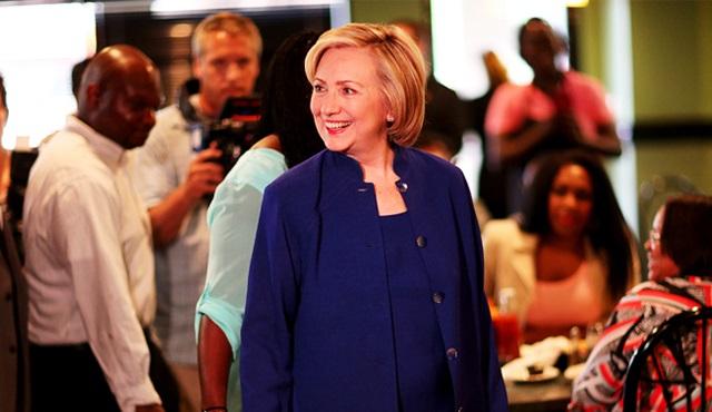 Hillary Clinton, The Late Show with Stephen Colbert'e konuk olacak