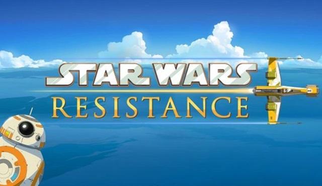 Star Wars Resistance dizisi Disney'den ikinci sezon onayını aldı