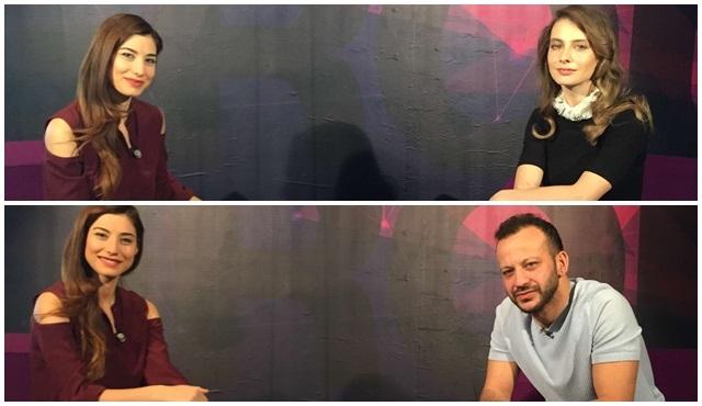 """Rıza Kocaoğlu ve Tuba Ünsal, """"Film Koptu""""ya konuk oluyor!"""