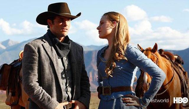 HBO'nun yeni dizisi Westworld'den ilk kareler gün yüzüne çıktı