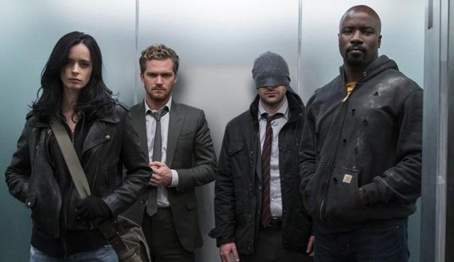 Netflix'teki Marvel kahramanları iki yıl boyunca Disney+'a gelmiyor