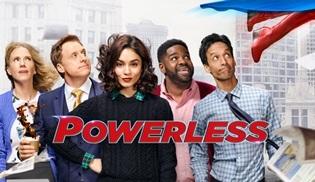 NBC Powerless dizisini yayın programından çıkardı