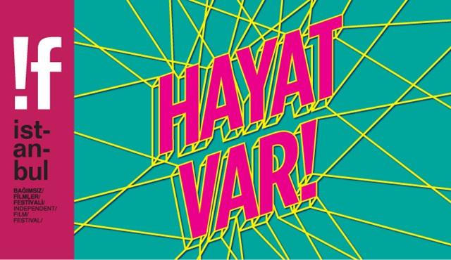 17. !f İstanbul Bağımsız Filmler Festivali'nin posteri açıklandı!