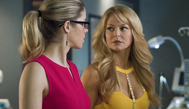Arrow: Charlotte Ross 4. sezonda geri dönüyor