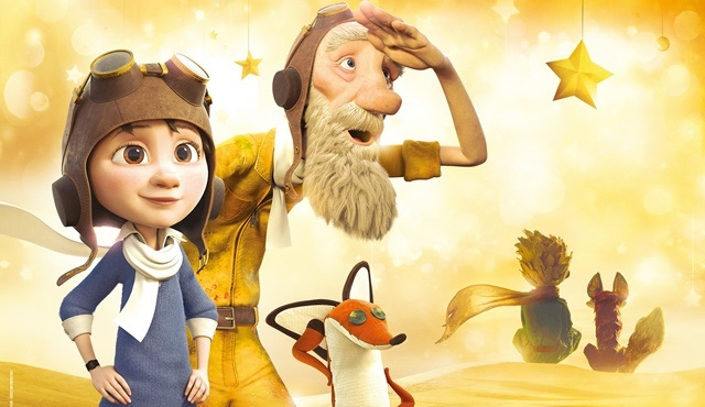 Küçük Prens filmi Tv'de ilk kez Fox Türkiye'de ekrana gelecek!