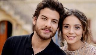 Benim Adım Melek'in genç çifti büyük beğeni topluyor!
