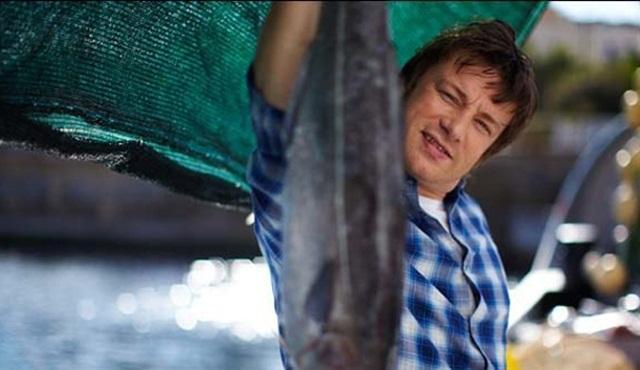 Jamie'nin Balık Ziyafeti 24KITCHEN'da başlıyor