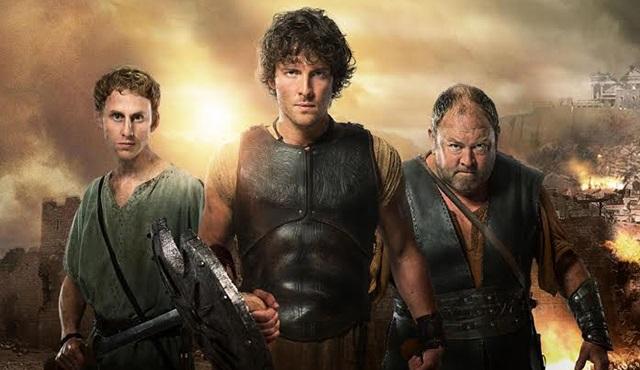 Atlantis'in 2. sezonu e2'de başlıyor