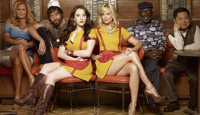 2 Broke Girls, 5. sezonuyla Dizimax Comedy'de ekrana geliyor