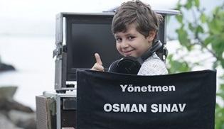 Sen Anlat Karadeniz'in Yiğit'i 23 Nisan'da Osman Sınav'ın koltuğuna oturdu!
