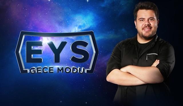 TV8,5 ekranlarında yepyeni bir program başlıyor: EYS Gece Modu!