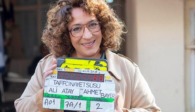Ali Atay'dan yeni bir sinema filmi geliyor: Cinayet Süsü!