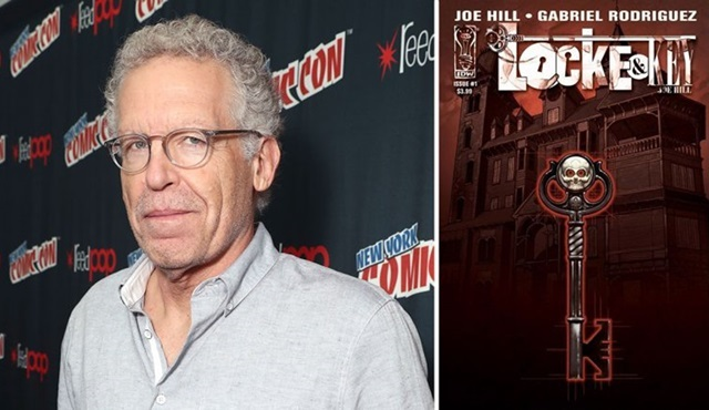Hulu'nun vazgeçtiği Locke and Key'i Netflix aldı