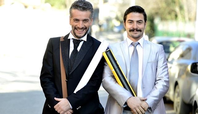 Murat Cemcir ve Ahmet Kural, yılbaşı gecesi evlerinize konuk oluyor!