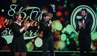 Karadeniz Teknik Üniversitesi'nden Show Tv'ye iki ödül birden geldi!