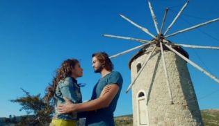 Rüzgarın Kalbi'nde gerçek öpücüğün büyüsü!