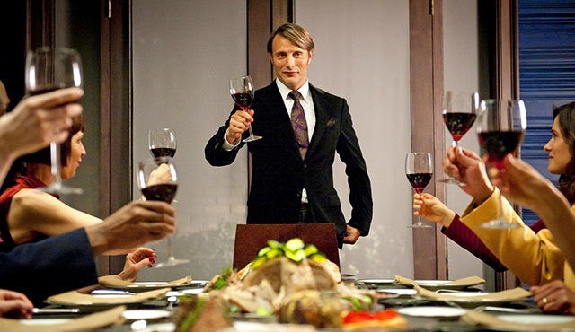 Amazon ve Netflix Hannibal'a