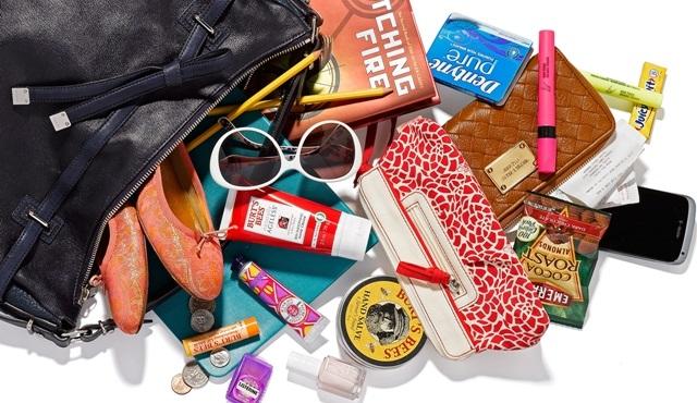Çantalarında ne var?