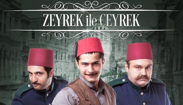 'Zeyrek ile Çeyrek - Bir Ramazan Temaşası' başlıyor!