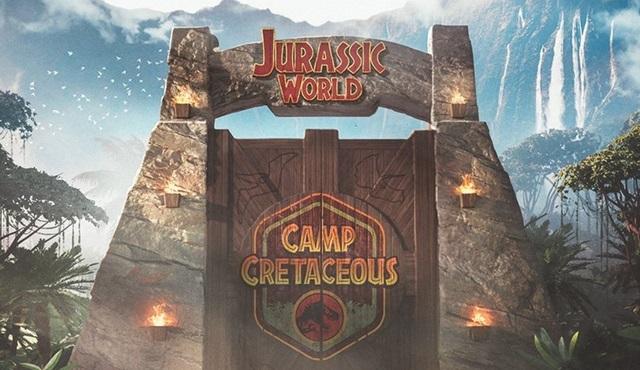 Netflix'ten animasyon dizi Jurassic World: Camp Cretaceous geliyor