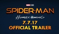 Spider-Man: Homecoming filminin ilk fragmanı yayınlandı