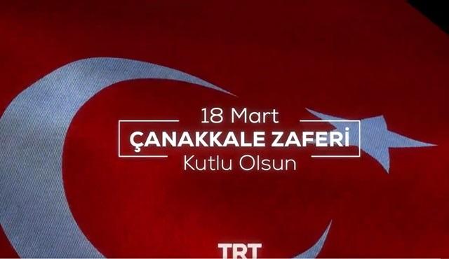 TRT, Çanakkale Zaferi'ne özel içerikler yayınlayacak!
