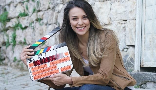 FOX'un yeni dizisi Deli Gönül'ün çekimleri başladı!