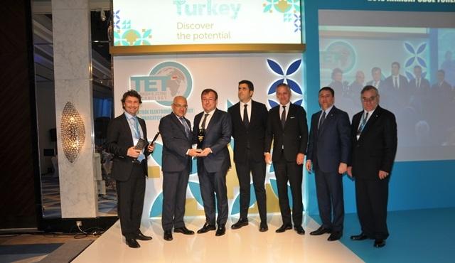 TET İhracat Başarı Ödülleri'nde ATV, bir ödülün daha sahibi oldu!