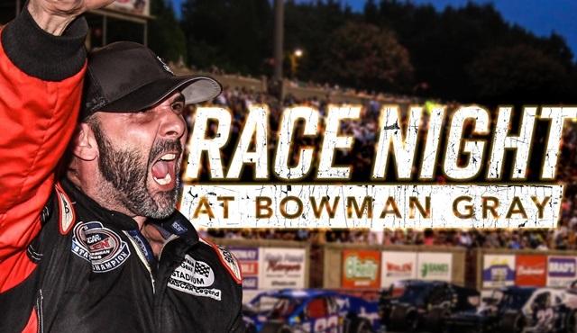 Bowman Gray'de Yarış Gecesi, Discovery Channel'da ekrana gelecek!