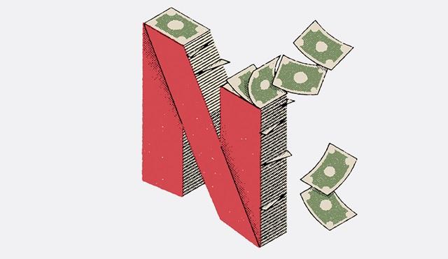 Netflix, içerik yatırımı için yine 2 milyar dolarlık borç finansmanına gidiyor