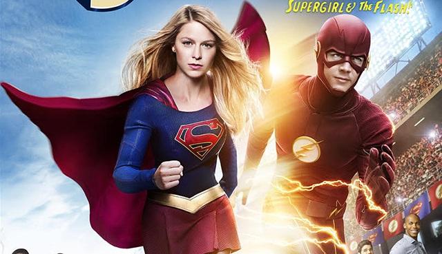 Supergirl ile The Flash ortak bölümünden ilk poster geldi